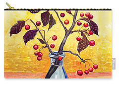 Bottled Autumn Carry-all Pouch by Katherine Miller