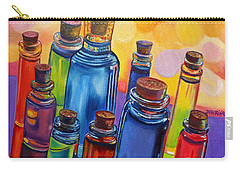 Bottled Rainbow Carry-all Pouch