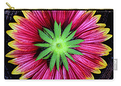 Bottoms Up Indian Blanket Carry-all Pouch