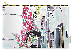 Bougainvillea Path  Carry-all Pouch