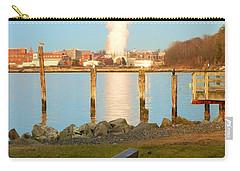 Boulevard's Golden Pillar Carry-all Pouch