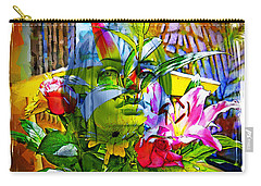Bouquet Carry-all Pouch by Chuck Staley