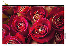 Boutique Roses Carry-all Pouch