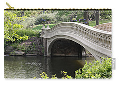 Bow Bridge Iv Carry-all Pouch by Christiane Schulze Art And Photography