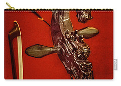Bowed Lute Carry-all Pouch