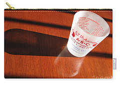 Carry-all Pouch featuring the photograph Bowling History by Michael Krek