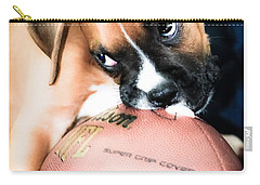 Boxer Puppy Cuteness Carry-all Pouch