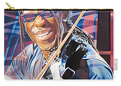Boyd Tinsley And 2007 Lights Carry-all Pouch by Joshua Morton