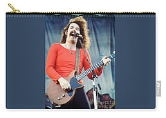 Brad Delp Of Boston-day On The Green 1 In Oakland Ca 5-6-79 1st Release Carry-all Pouch