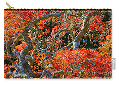 Branches Of Color Carry-all Pouch