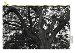 Branches Of Life Carry-all Pouch by Andrea Anderegg