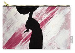 Brandi Carlile Hot Summer Night Carry-all Pouch by Alys Caviness-Gober