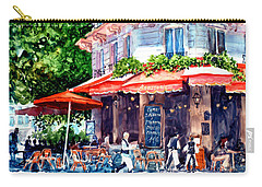 Brasserie Isle St. Louis Carry-all Pouch