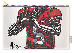 Braxton Miller 1 Carry-all Pouch