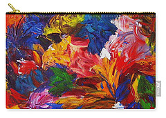 Brazilian Carnival Carry-all Pouch