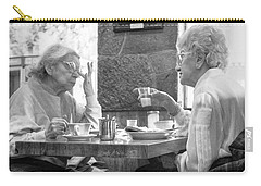 Breakfast Ladies Carry-all Pouch