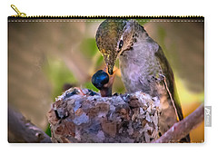 Breakfast Carry-all Pouch by Robert Bales