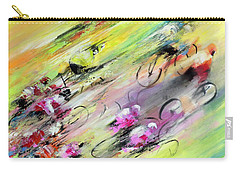Breaking Away Carry-all Pouch by Miki De Goodaboom