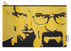 Breaking Bad Yellow Carry-all Pouch