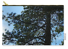 Carry-all Pouch featuring the photograph Breakthrough by Bobbee Rickard