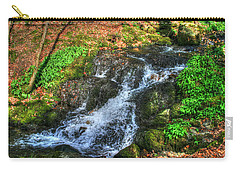 Carry-all Pouch featuring the photograph Breath Deeply by Doc Braham