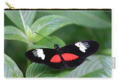 Breathtaking Contrast Carry-all Pouch by Denyse Duhaime