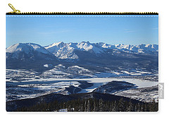 Breathtaking View Carry-all Pouch by Fiona Kennard
