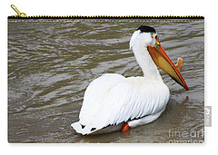 Carry-all Pouch featuring the photograph Breeding Plumage by Alyce Taylor