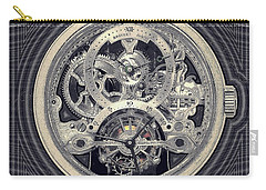 Breguet Skeleton Carry-all Pouch