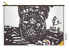 Brett Keisel 2 Carry-all Pouch
