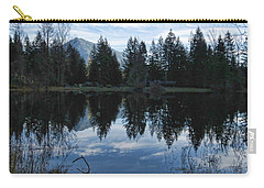 Brewster Lake North Bend Wa Carry-all Pouch