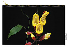 Brick And Butter Vine Carry-all Pouch