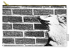 Brick By Brick Carry-all Pouch