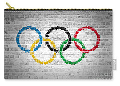 Brick Wall Olympic Movement Carry-all Pouch