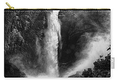 Bridalveil Falls Carry-all Pouch by Cat Connor
