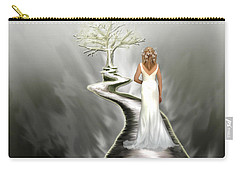 Bride Of Christ Carry-all Pouch