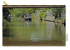 Bridge 238b Oxford Canal Carry-all Pouch by Tony Murtagh