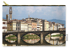 Florence - Ponte Alla Carraia Carry-all Pouch