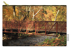 Bridge On Big Chico Creek Carry-all Pouch
