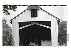 Bridge Over Troubled Waters Carry-all Pouch by Michael Krek