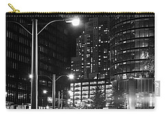 Long Walk Home Carry-all Pouch by Melinda Ledsome