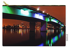 Bridge To Long Beach Carry-all Pouch