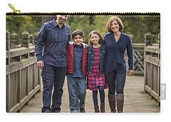 Bridge Walk - Group Hug Carry-all Pouch