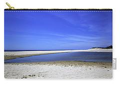 Bridgehampton Sky Carry-all Pouch by Madeline Ellis