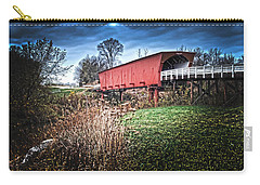 Bridges Of Madison County Carry-all Pouch