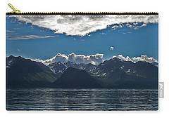 Carry-all Pouch featuring the photograph Bright And Cloudy by Aimee L Maher Photography and Art Visit ALMGallerydotcom