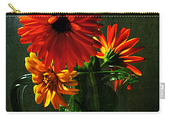 Bright And Dominant Carry-all Pouch by Randi Grace Nilsberg