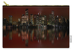 Bright Lights Carry-all Pouch by Stuart Turnbull
