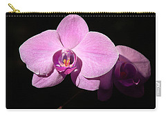 Bright Orchid Carry-all Pouch