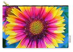 Carry-all Pouch featuring the photograph Brilliance by Deena Stoddard